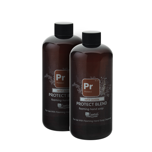 Protect Foaming Hand Soap Two Pack