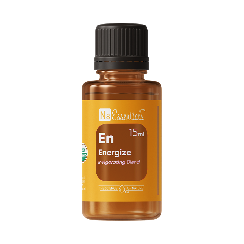 Certified Organic Energize Blend