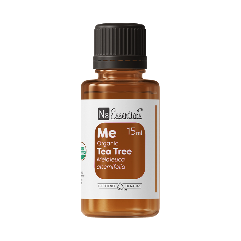 Certified Organic Tea Tree