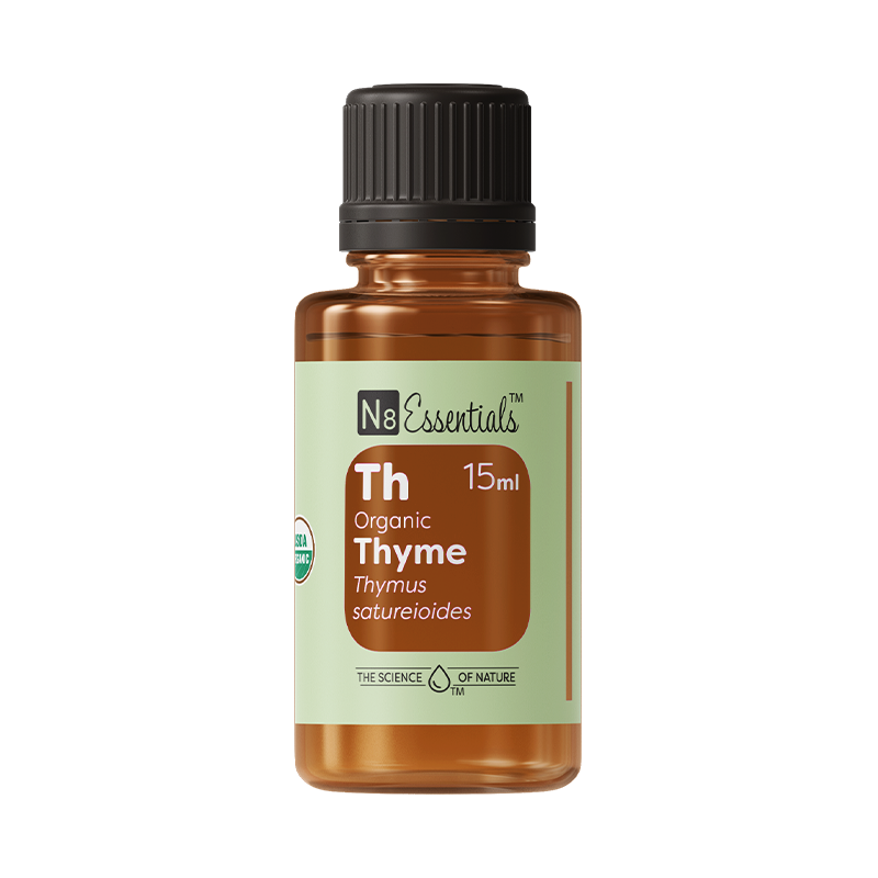 Certified Organic Thyme